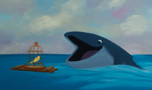 The_Bird_and_the_Whale